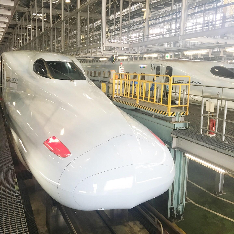 【新幹線フェスタ2017in熊本】富合で、新幹線を見学出来ちゃうイベント