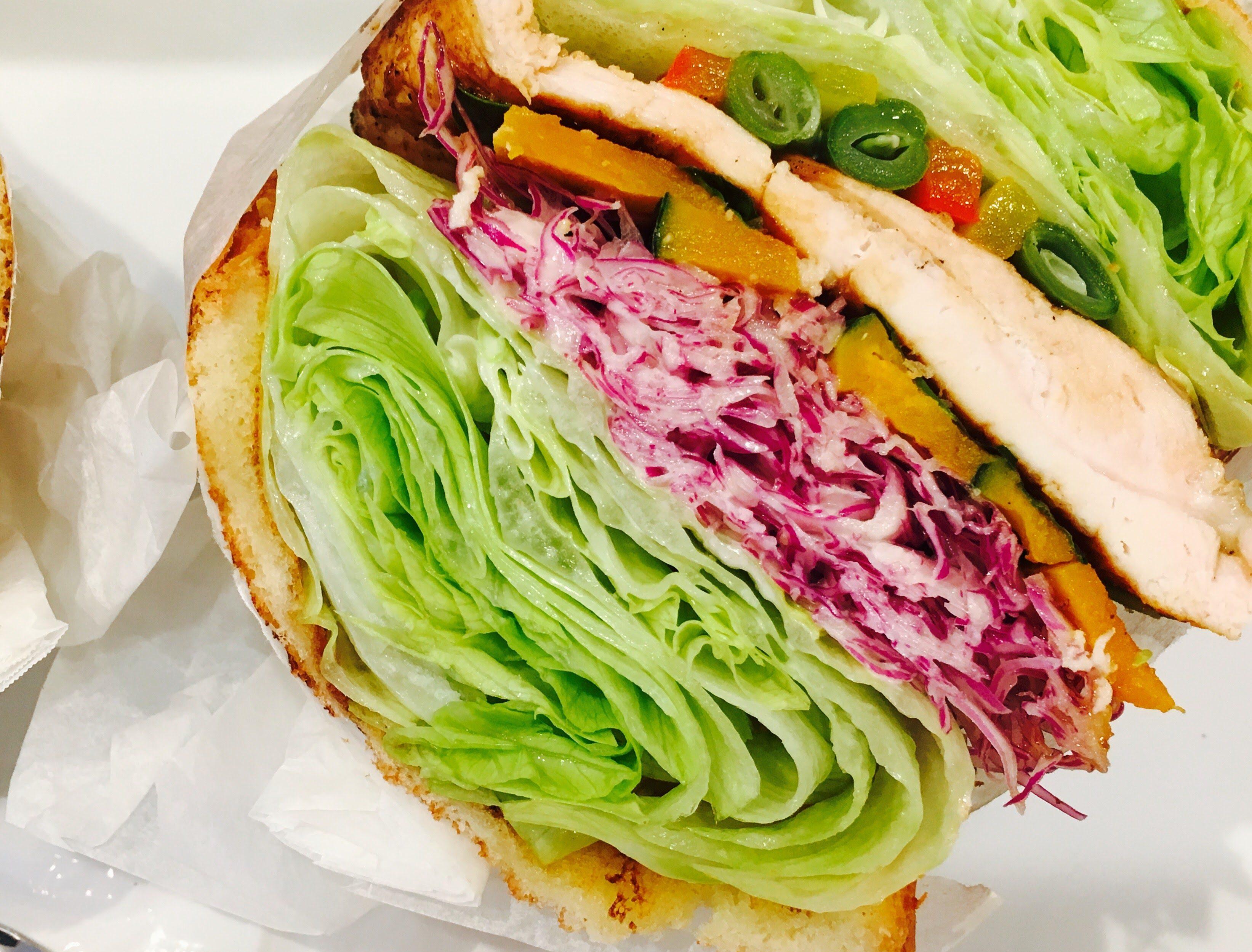 【タトミヤ】熊本!坪井で食べられるインスタ映えな「萌え断」手作りサンドイッチ