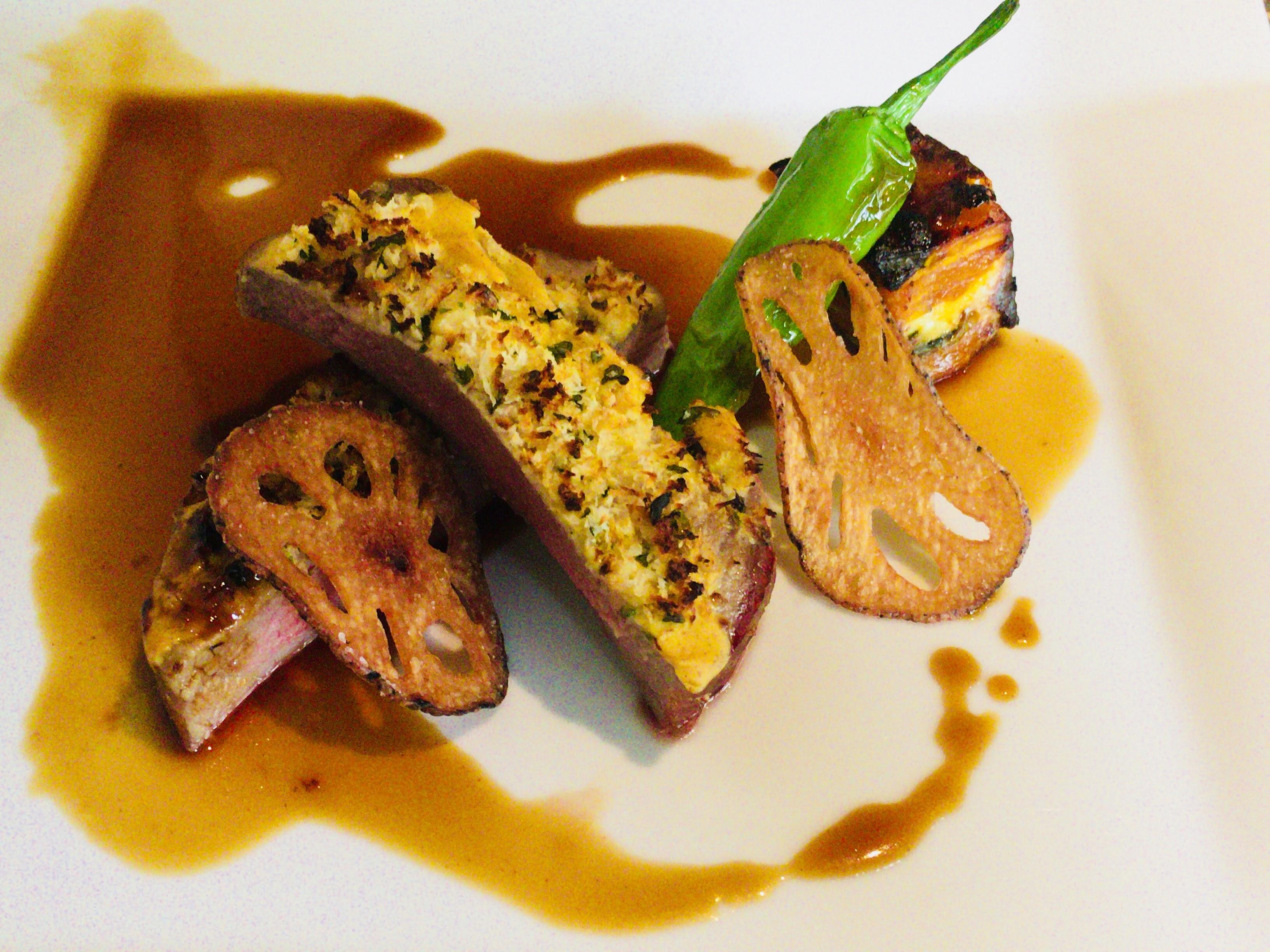 【市中山居】合志市の古民家レストランで食べる一流シェフのフレンチコース
