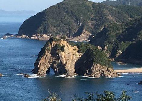 【妙見浦】天草にゾウさんの岩?国指定の名勝天然記念物!絶景スポット