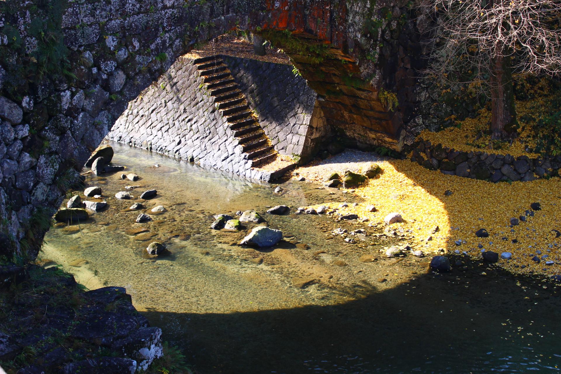 【ハートが出来る石橋】熊本県美里!恋人の聖地、「二俣橋」へ行ってきた