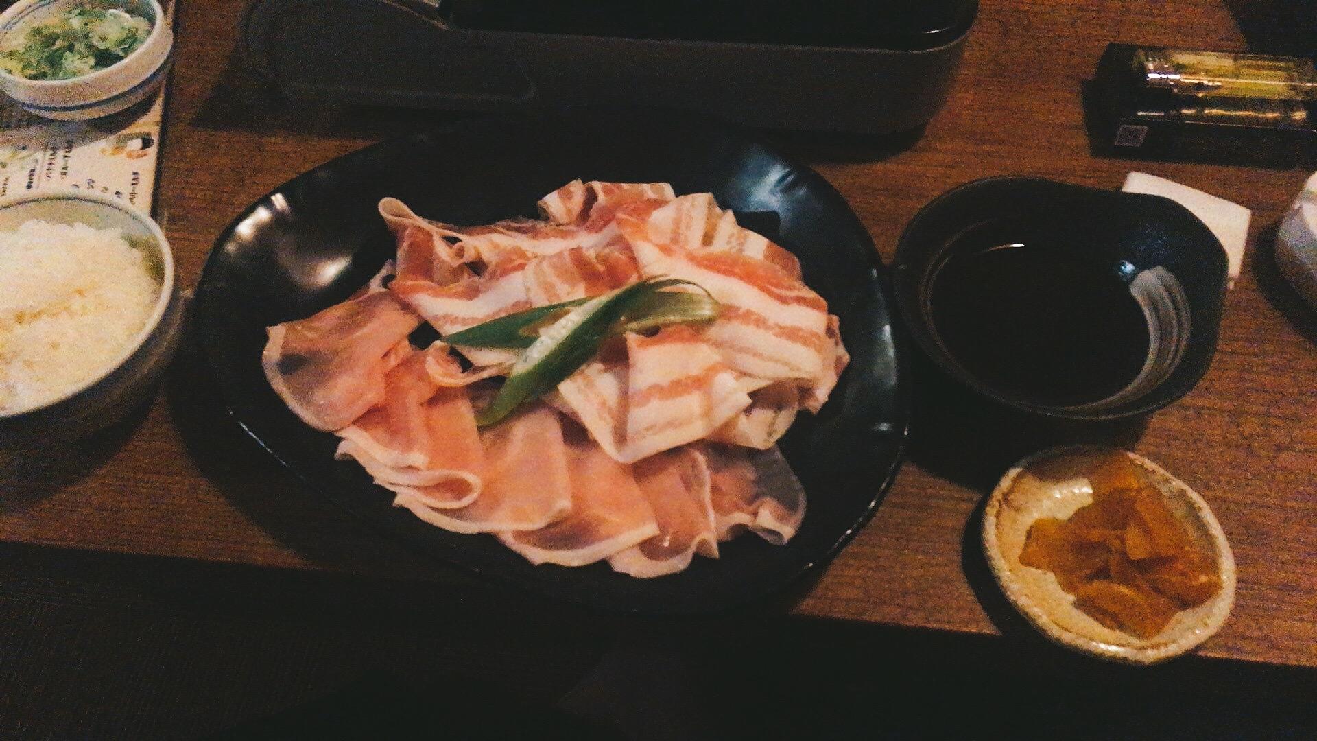 【薩摩六白亭】熊本市中央区帯山のしゃぶしゃぶ、すき焼き、カツの店!