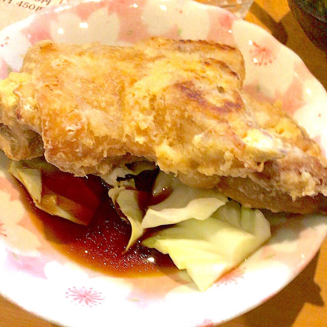 【達(たち)】熊本市下通の居酒屋!季節ごとの料理や激安揚げ豚足が美味しい