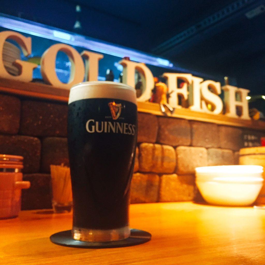 【Goldfish】熊本市東区のショットバー!飲み足りないあなたへ。素敵な夜を