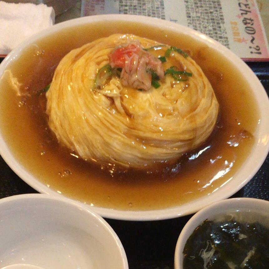 【龍彩閣】東区新外の中華料理屋!お手頃で美味しい中華が食べられます