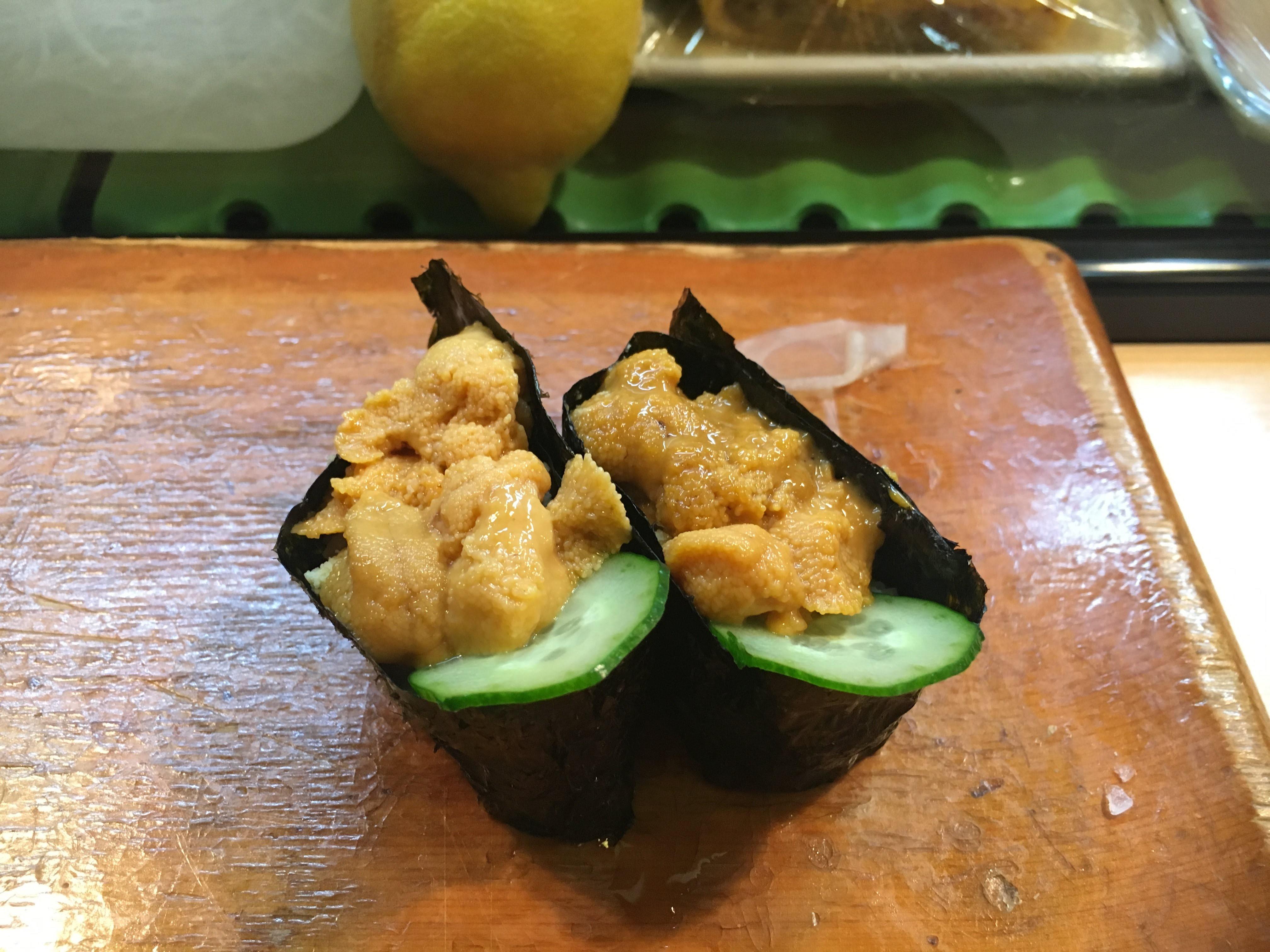 【相撲寿司天神部屋】安政町で新鮮なお寿司が食べられるアットホームな寿司屋