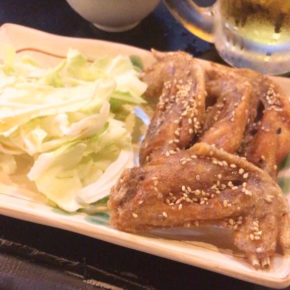【小天狗】熊本市東区新外にある居酒屋!絶品の手羽先!