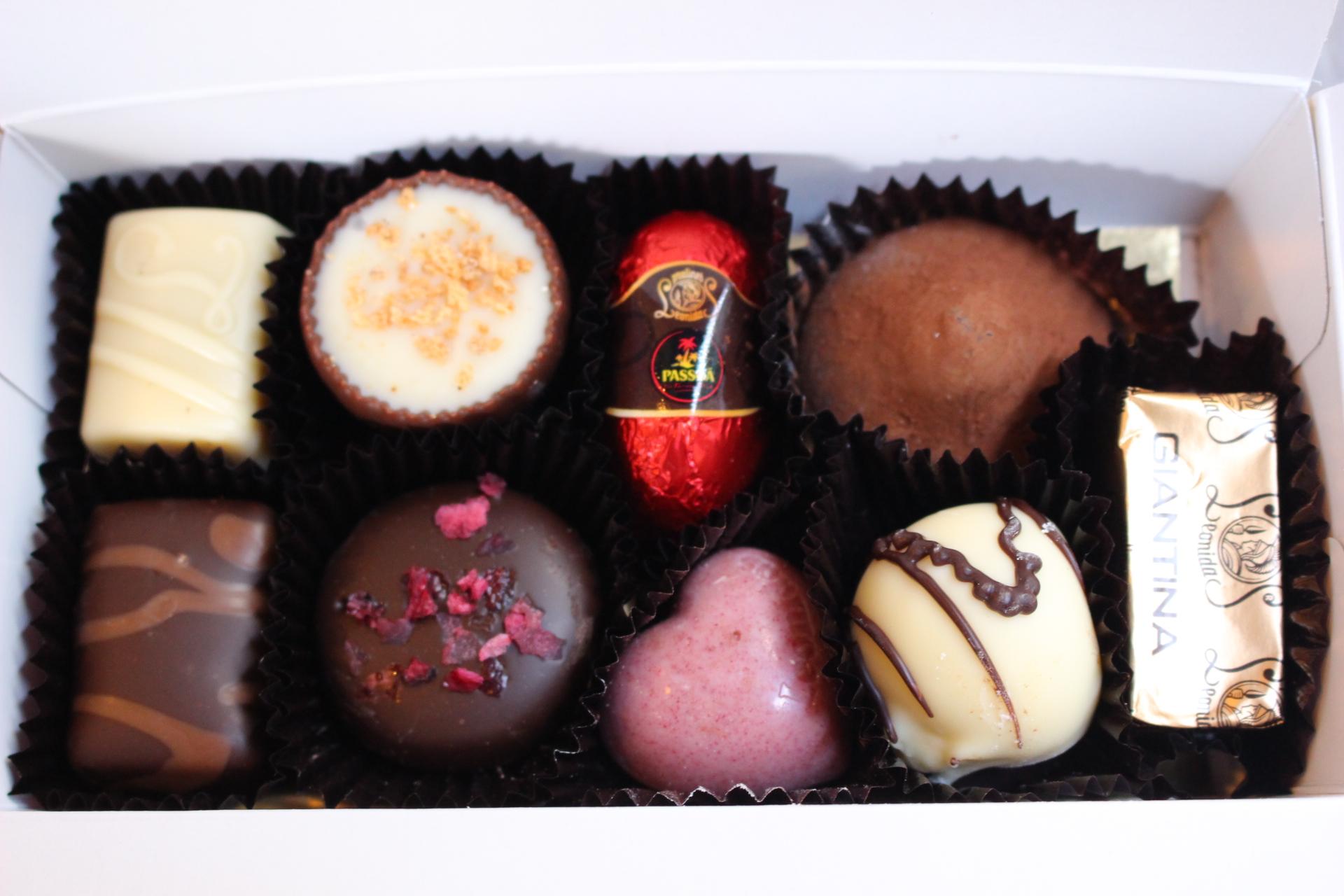 【レオニダス】熊本シャワー通りのチョコレート専門店!1粒1粒がウマい