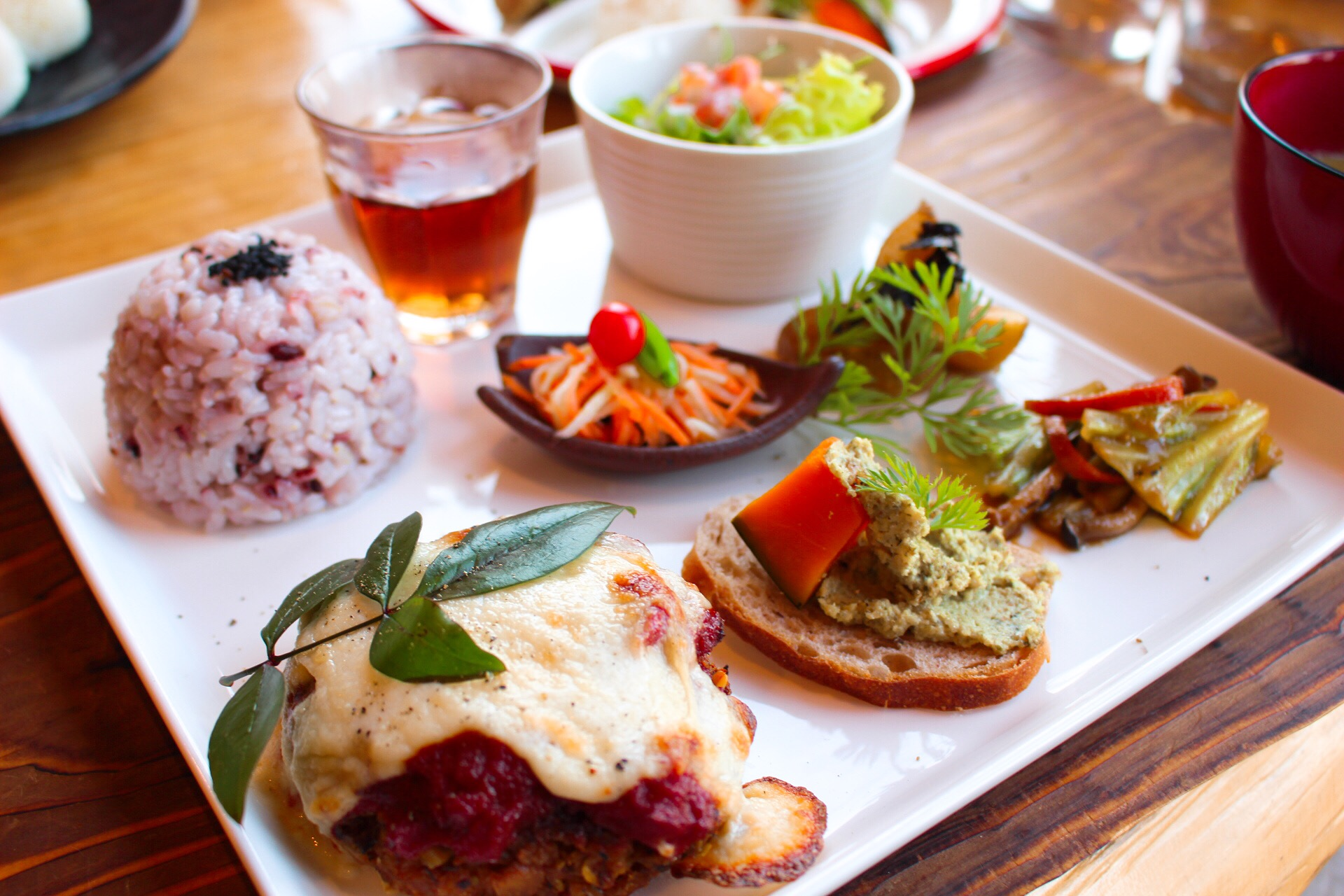 【アルバーロ】荒尾のカフェで子連れランチ!野菜たっぷり健康ご飯