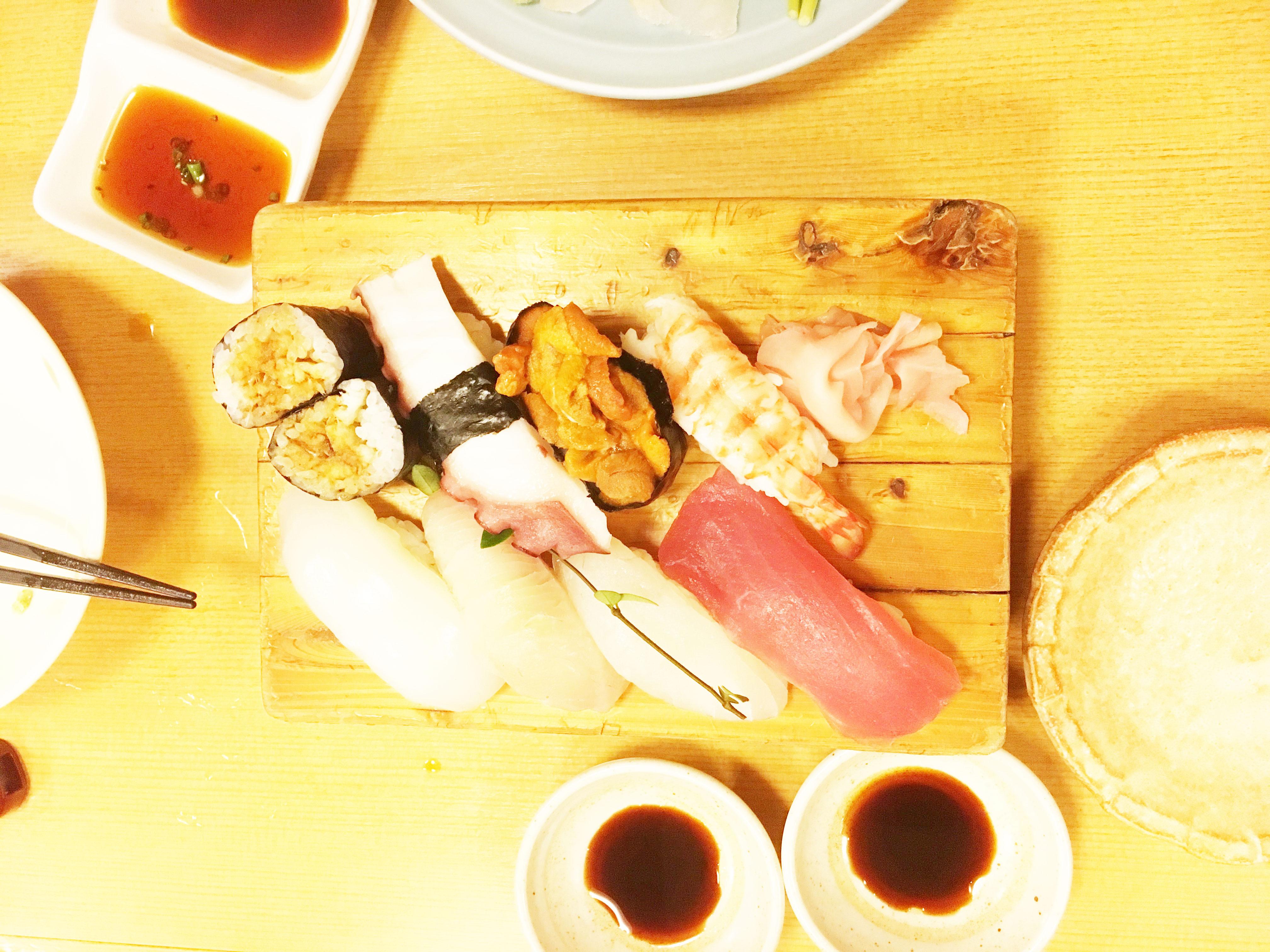 【天草】熊本市・花畑町で熊本の旨いお刺身やお寿司が食べられる居酒屋