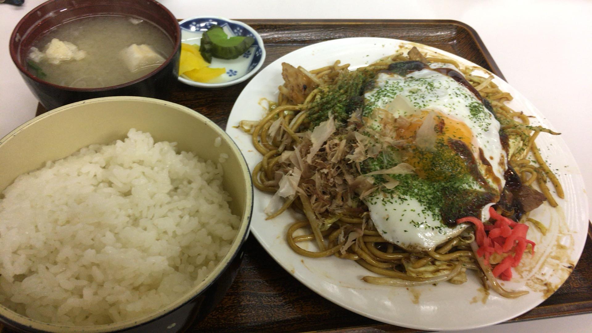 【しま田】熊本市東区新外のお好み焼き・焼きそばが食べられる店!