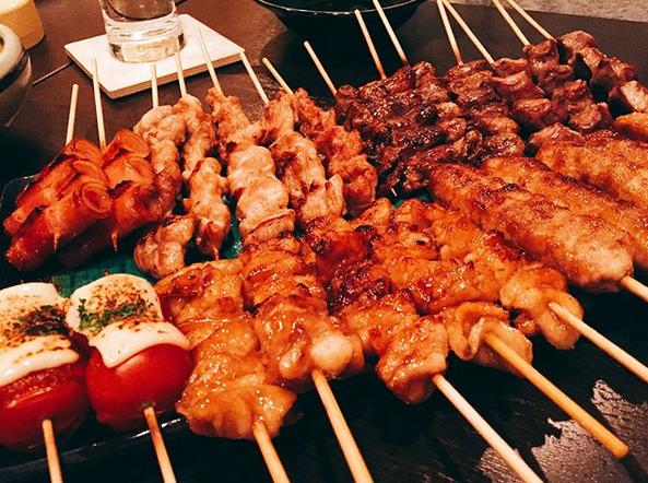 【鳥基地 平】熊本下通りで、焼鳥とおでん食べ放題!?誰もが満足できる居酒屋