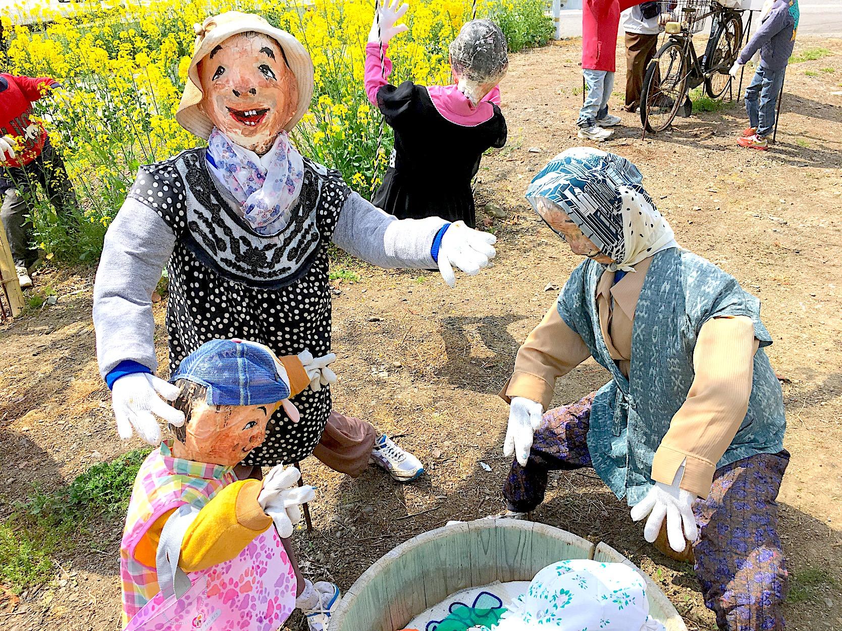【宮地岳かかし祭り】天草市!まじ、シュール。かかし村に行ってきた