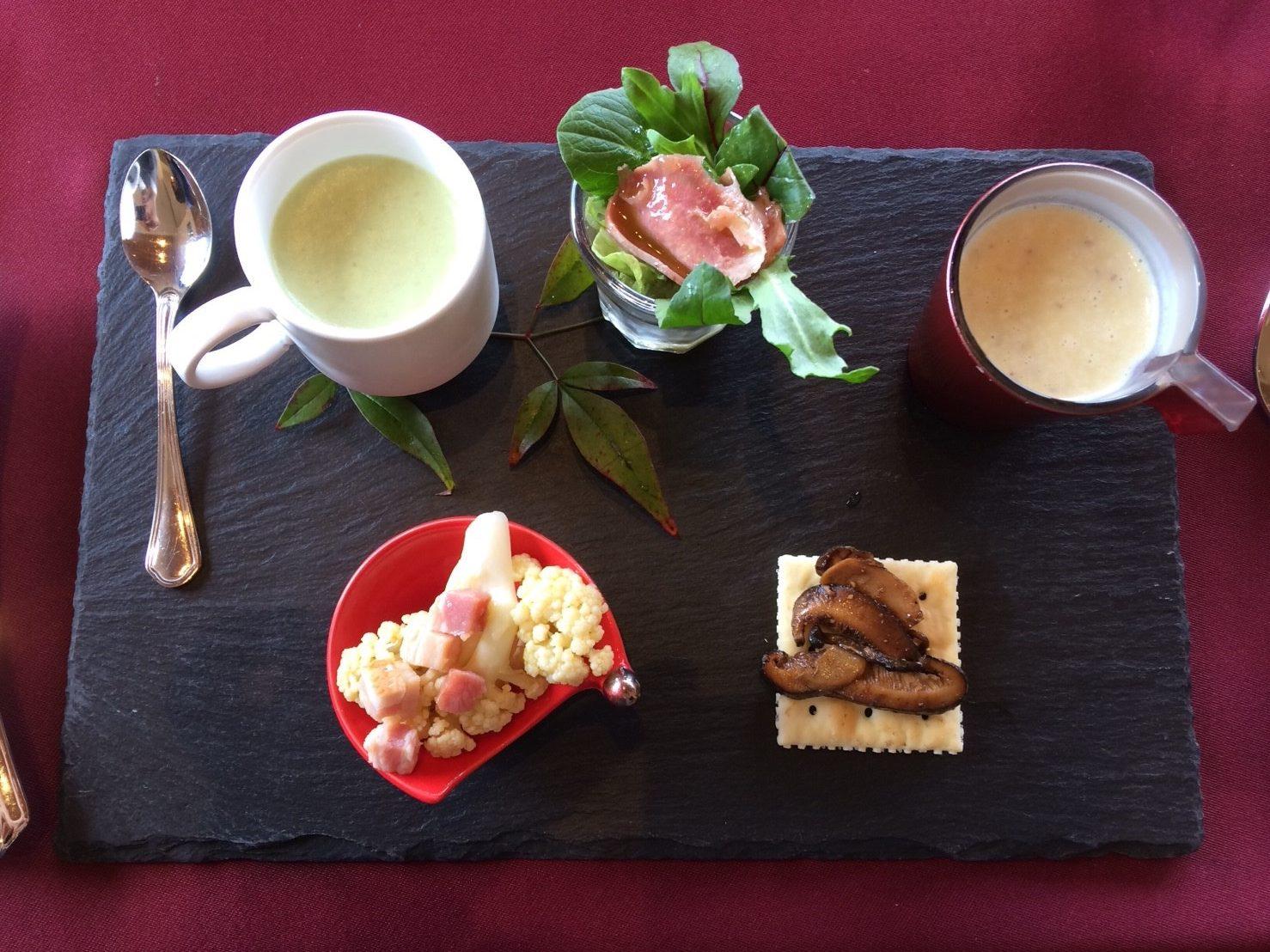 【ビストロネージュ】山鹿の田園ビストロで食べる自家菜園フレンチ