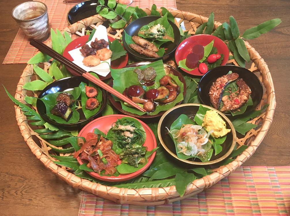 【山ごぼう】菊池・野菜だけのこだわりフルコースが食べられる創作懐石