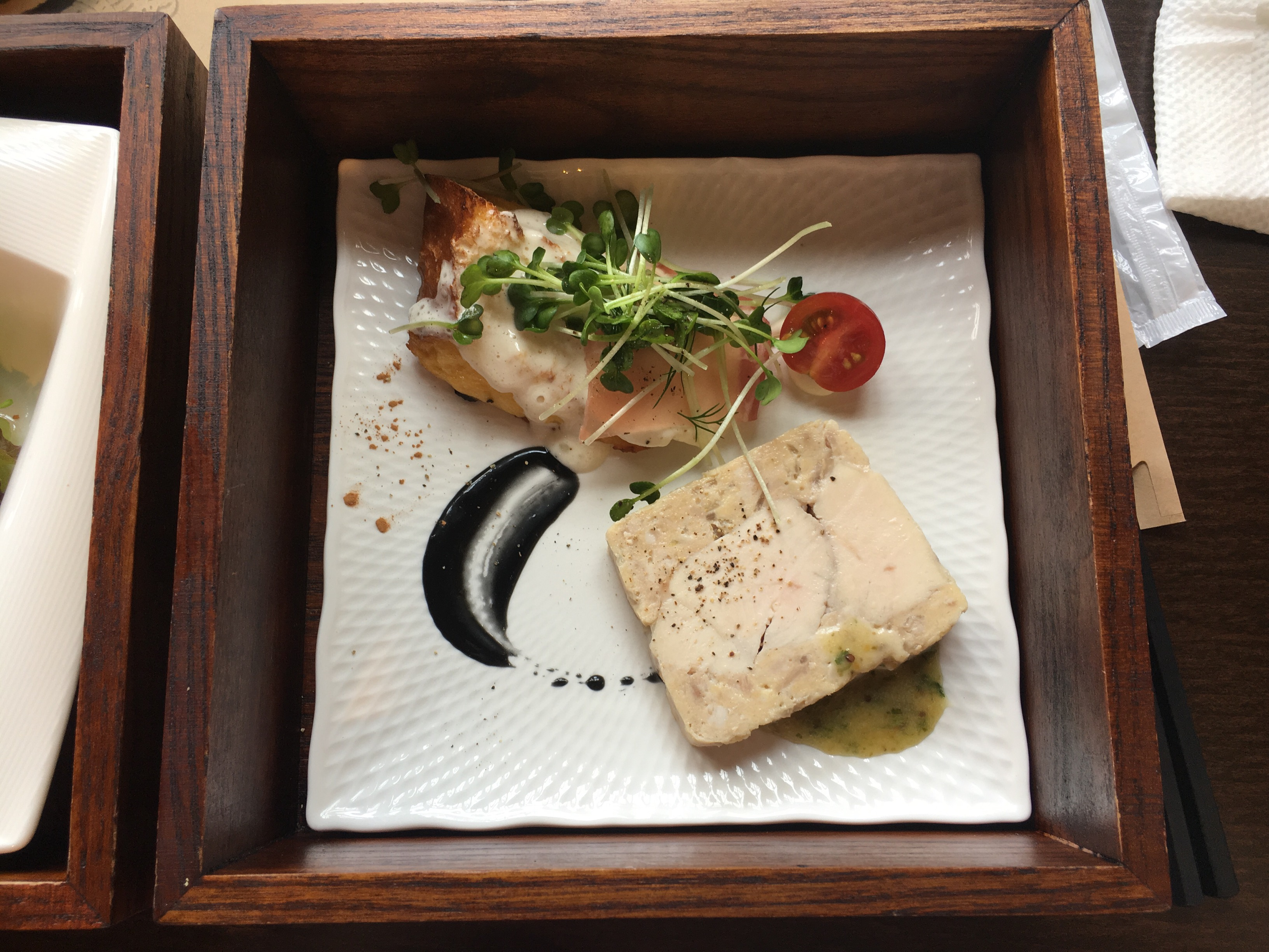【カフェシュクレ】メニュー@熊本・植木で予約が取れない人気のボックスランチ