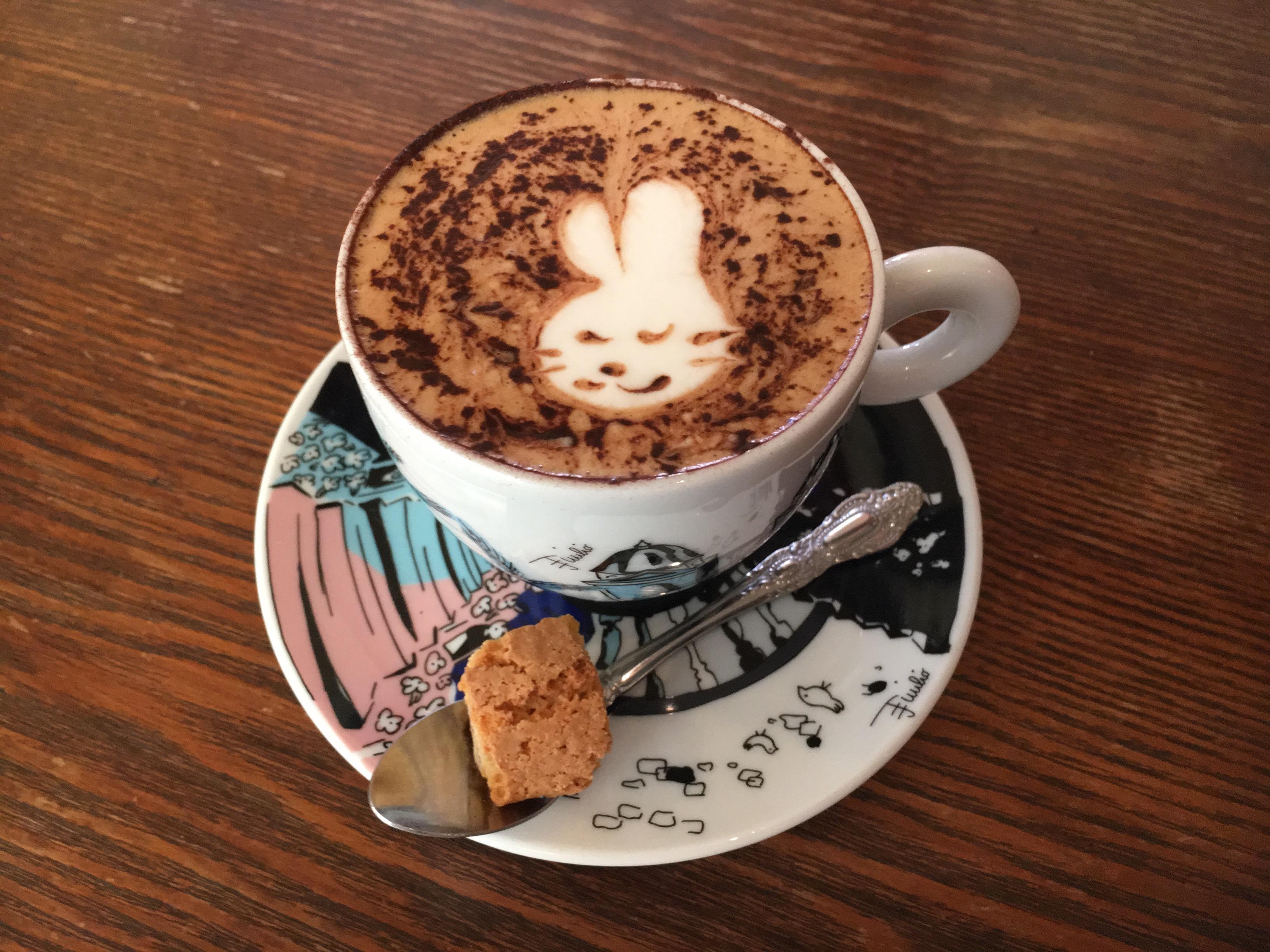 【イタリアンスタイルタオカフェ】植木町のイタリア好きのマスターが淹れるこだわり珈琲