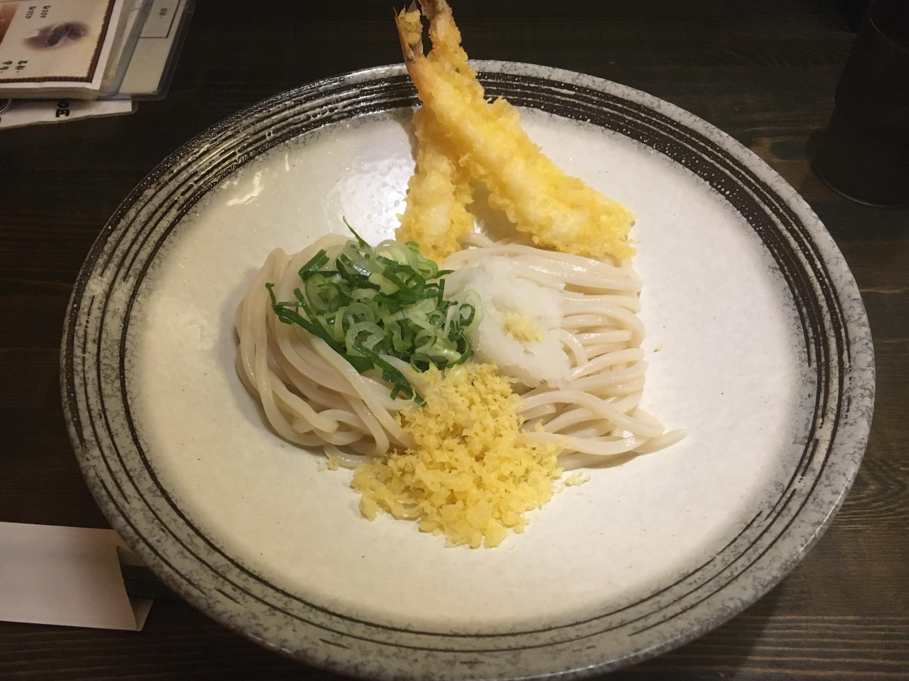 【つるんと】熊本辛島町で飲んだ後の締めに食べたいもっちりうどん
