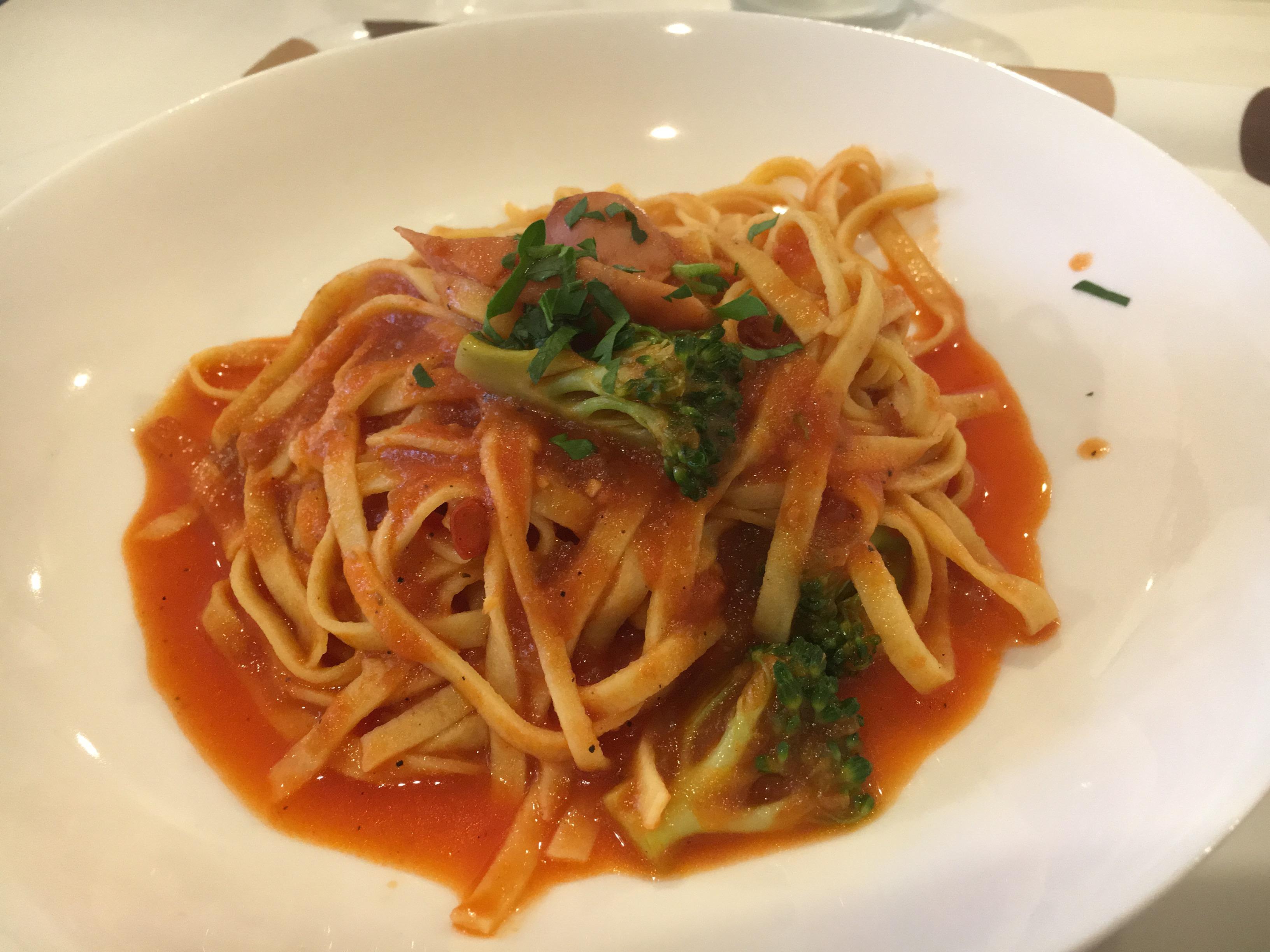 【イタリアン食堂ココッツア】熊本県庁近くで自家製パスタが自慢のイタリアン