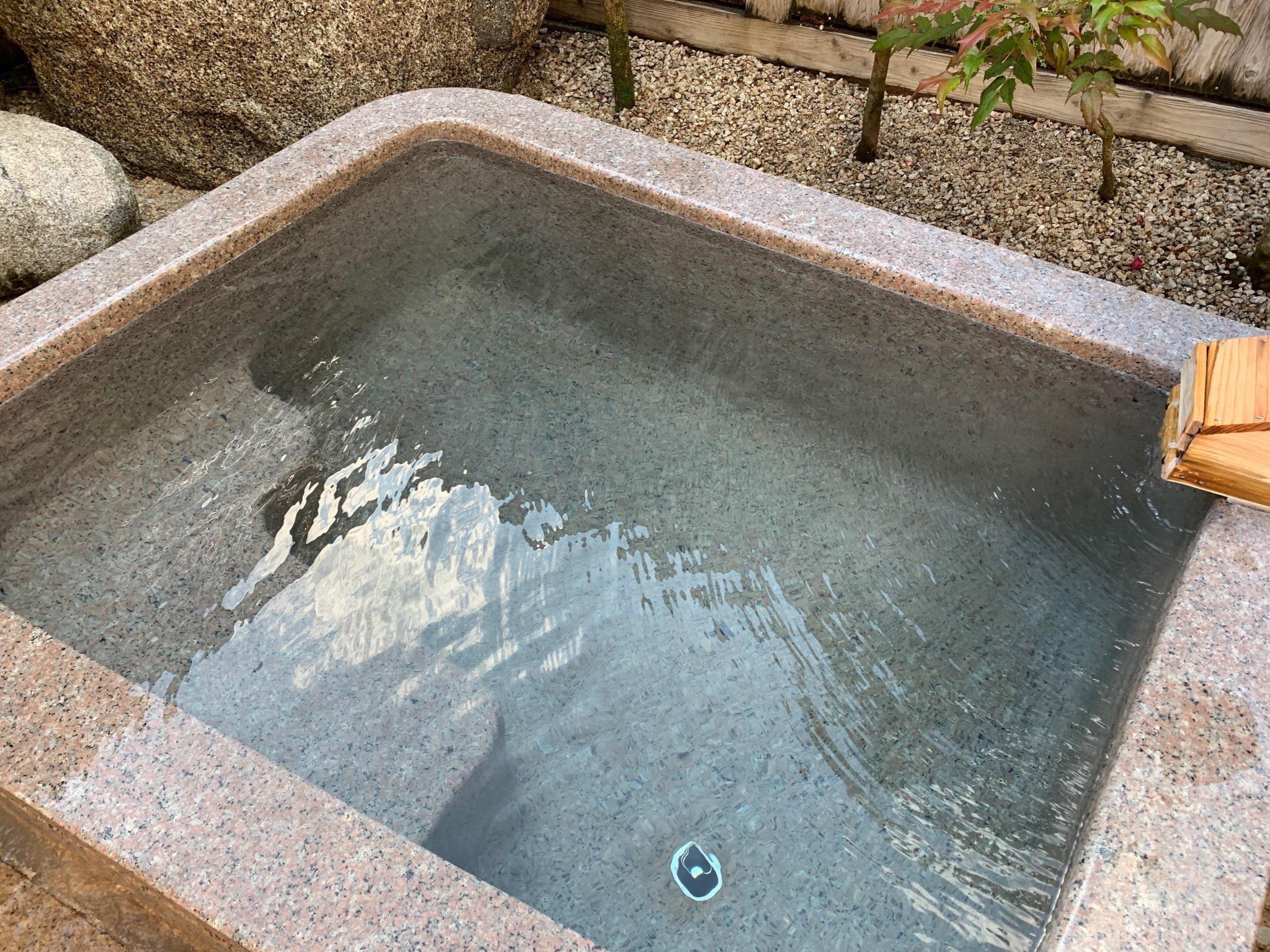 【平山温泉・湯の川】10種類の貸切温泉が楽しめる@温みくじ・料金・営業時間