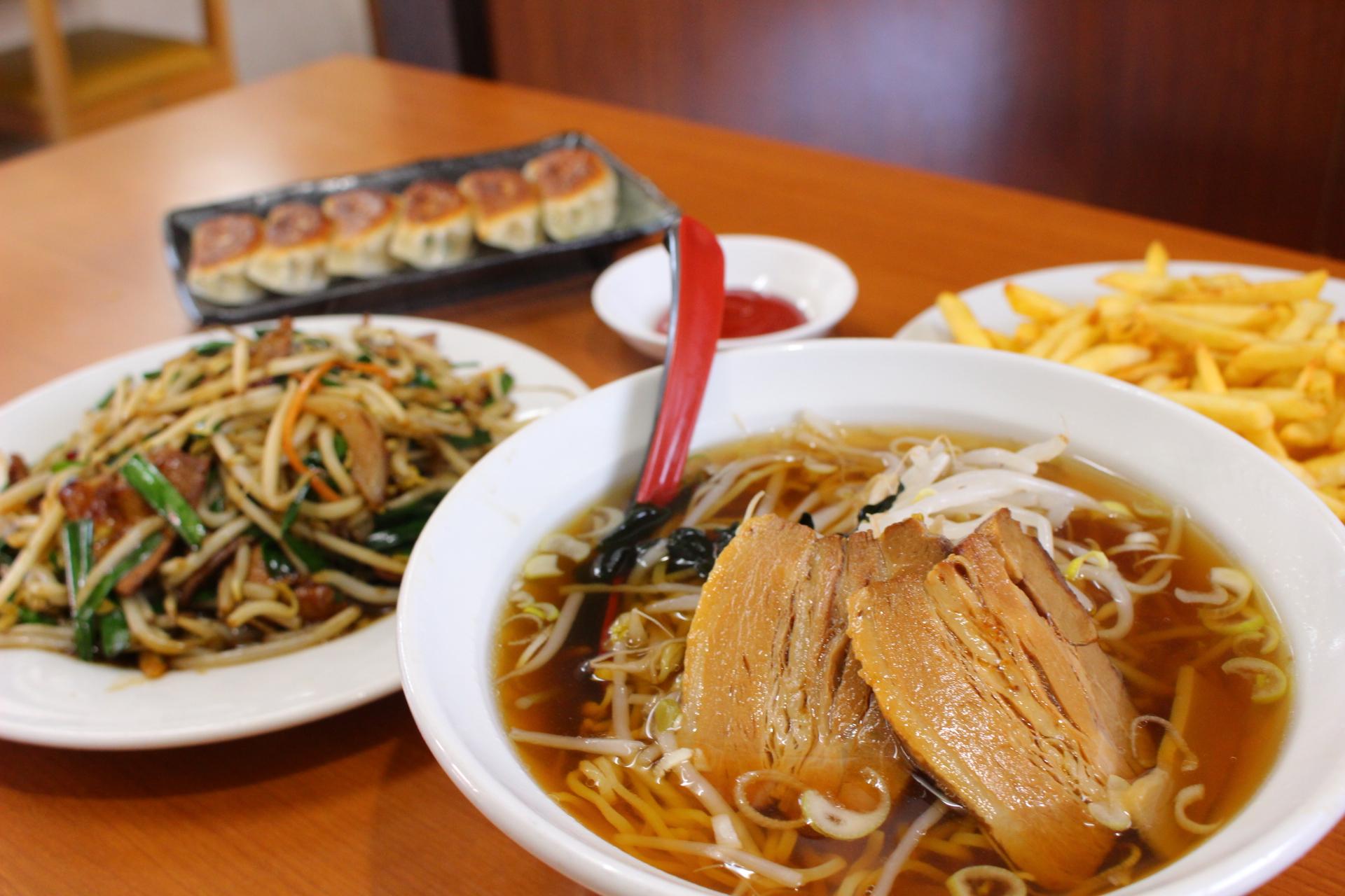 【福源】上天草、大矢野で台湾料理!ボリュームあってコスパよし
