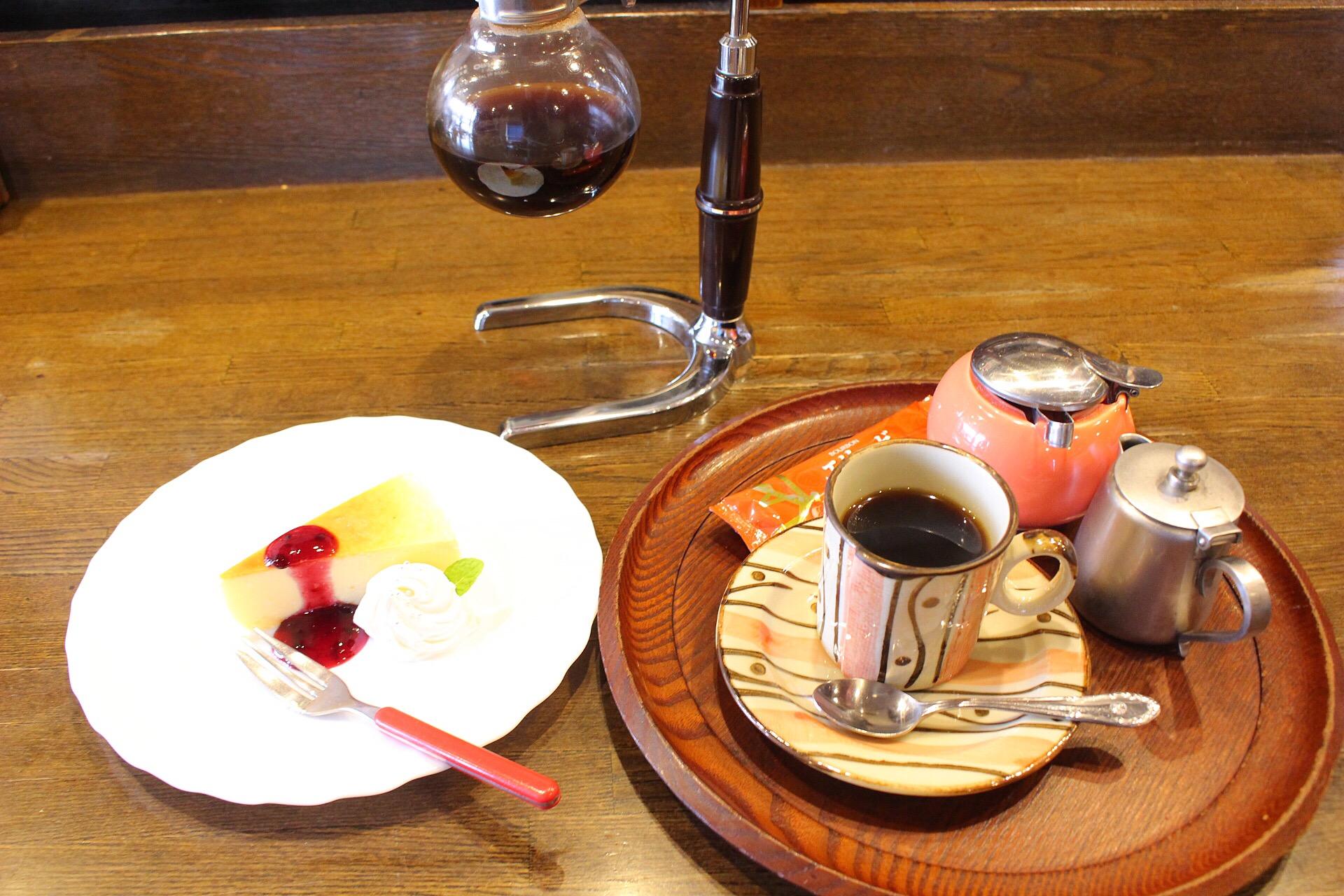 【TAKE5(テイクファイブ)】上熊本にある老舗の喫茶店