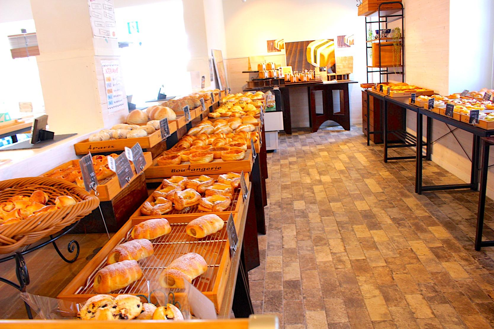 ダマ リンク スキ スキダマリンク(熊本)の塩パンは種類豊富で大人気!外にテラスが?