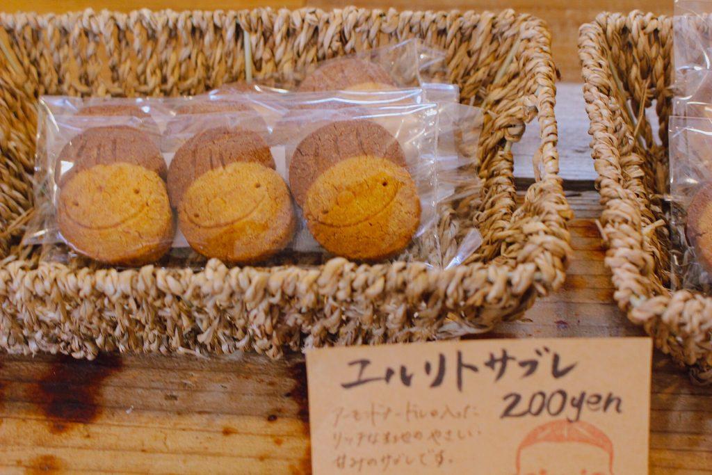 ユルリトのクッキー