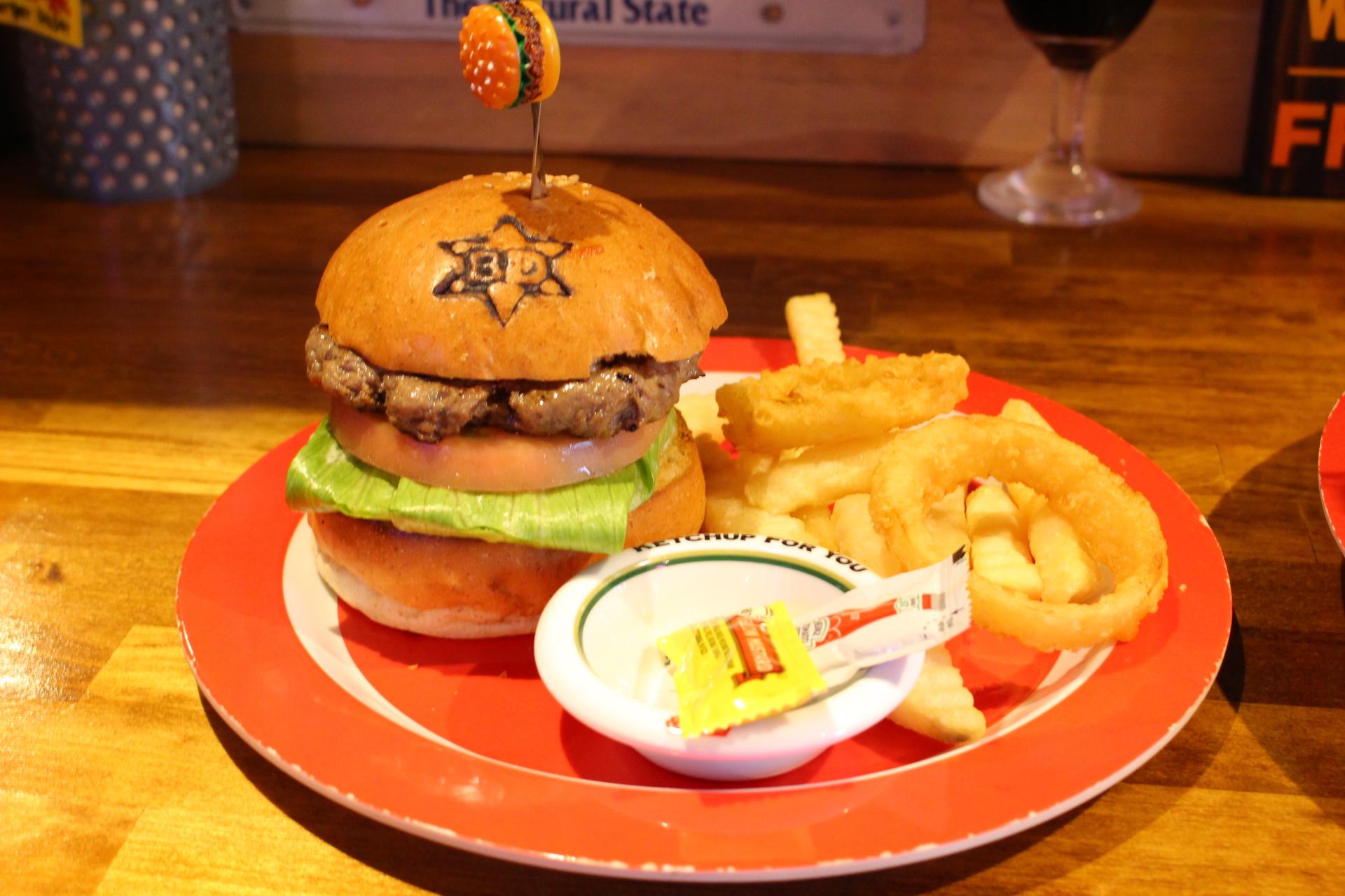 【ブラザーズダイナー】熊本でハンバーガーを頬張っちゃえ!
