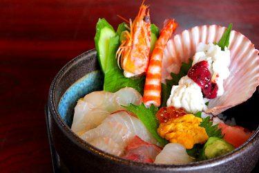 【水天】天草、大矢野で「海鮮丼」ランチ!ボリューム満点でまんぞく。