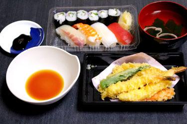 【岬鮨】熊本西区の寿司メニューが豊富な店でテイクアウト
