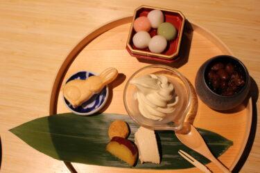 【うさぎカフェ】熊本メニュー@浜田醤油でオシャレな和スイーツ