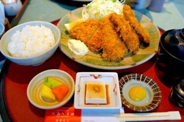 【レストランしん】西原村!とんかつの名店「しん」の絶品エビかつは箸が止まらない