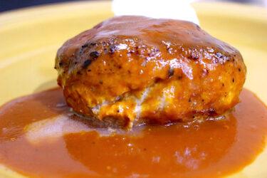 【洋食屋ターレ】熊本・田崎市場にある隠れ家的店!ふっくらハンバーグが絶品すぎる
