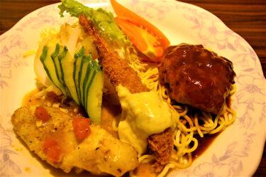 【ナポレオン】水俣のメニュー!昭和レトロな洋食レストラン