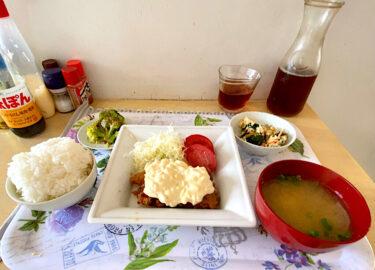 【えいてい】熊本・長嶺で今どきランチが400円!驚異のコスパ!家庭料理店
