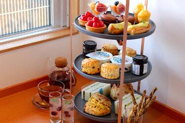 【京町茶寮 徳永】熊本でアフタヌーンティーと鰻ランチ!贅沢なひとときを