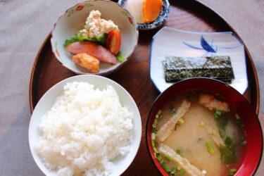【タラチネ】熊本駅の近くで朝ごはん!550円で栄養的!朝のスタートに
