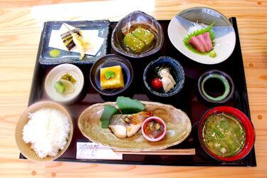 【稀々(きき)】菊池郡大津町にある和食の店!こだわりの和食料理が凄い