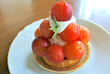 【モンブランフジヤ】水俣にあるケーキ屋のメニュー!季節のフルーツたっぷり。無添加のパンもおいしい