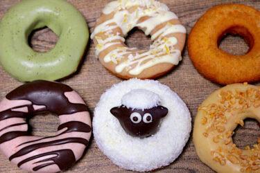 【フロレスタ】熊本でドーナツ!手作りのキュートな商品ばかり!6種類、買ってみた